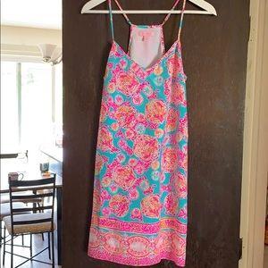 Lily Pulitzer silk dress